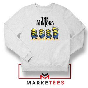 The Minions Abbey Road Sweatshirt