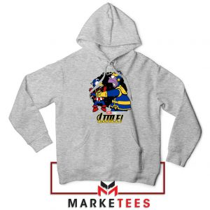 Why You Little Homer Thanos Hoodie