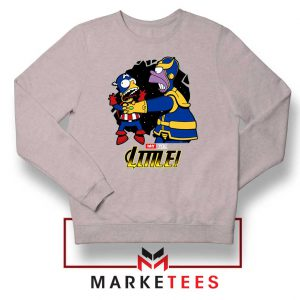 Why You Little Homer Thanos Sweater