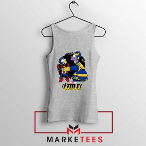 Why You Little Homer Thanos Tank Top