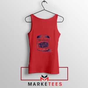 Young Frankenstein Moment Red Tank Top