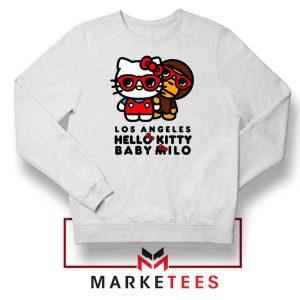 Kitty Milo Los Angeles Design Sweatshirt