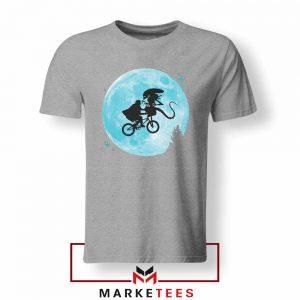 Aliens Extra Terrestrial Sport Grey Tshirt