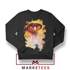 Balrog Monster Scary Sweatshirt