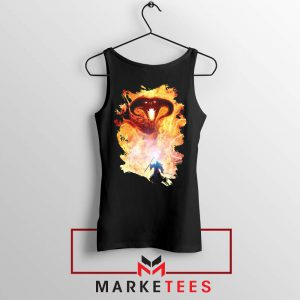 Balrog Monster Scary Tank Top