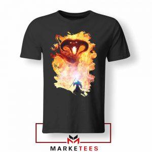 Balrog Monster Scary Tshirt