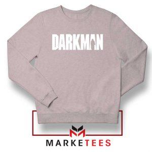 Darkman 90s Horror Film Sport Grey Sweatshirt