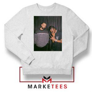 Drake and Travis Scott Sweatshirt
