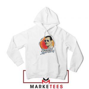 Freddie Mercury Sunglasses Hoodie