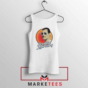 Freddie Mercury Sunglasses Tank Top