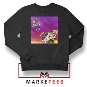 Graduation Album Rapper Sweater