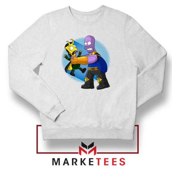 Loki Little God of Mischief Sweater