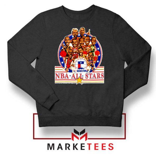 New NBA 1989 All Star Sweatshirt