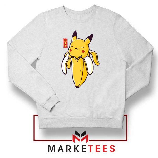 Pikachu Banana Sweatshirt