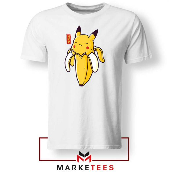 Pikachu Banana Tshirt