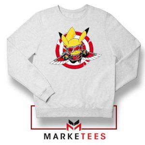Pikachu The Falcon Design Sweater