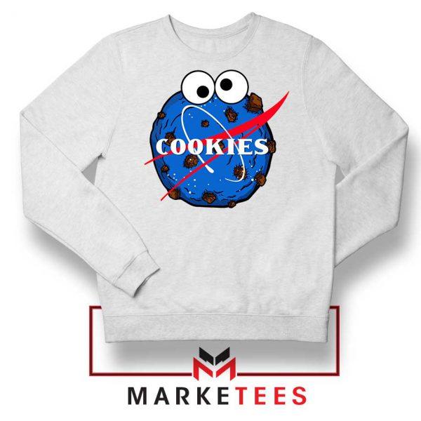 Space Cookies Funny Sweatshirt