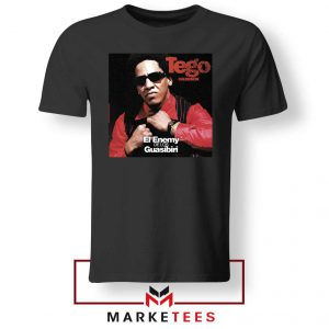 Tego Calderon First Album Tshirt