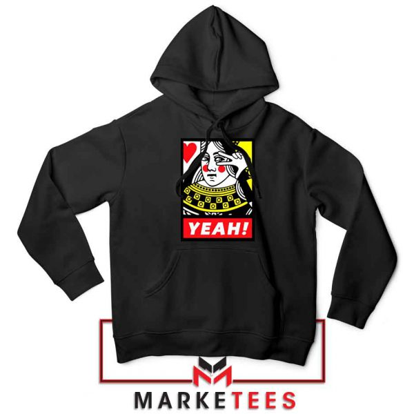 Yeah Poker Queen Design Jacket