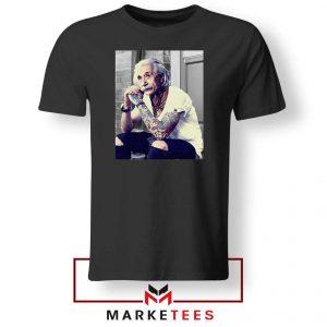 Albert Einstein Tattoo Tshirt