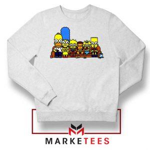 Baby Milo Simpson Family Sweatshirt