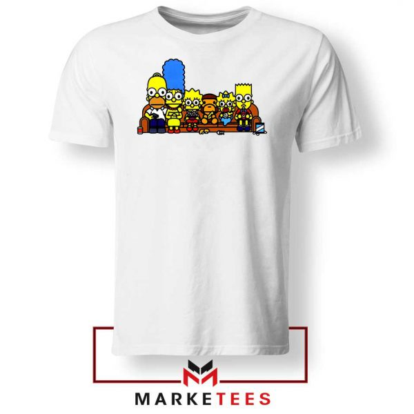 Baby Milo Simpson Family Tshirt