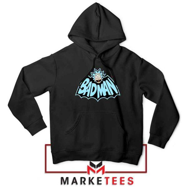 Bad Man Logo Rick and Morty Jacket