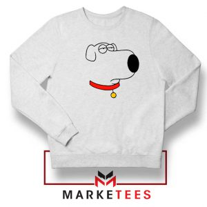 Brian Griffin Face Sweater