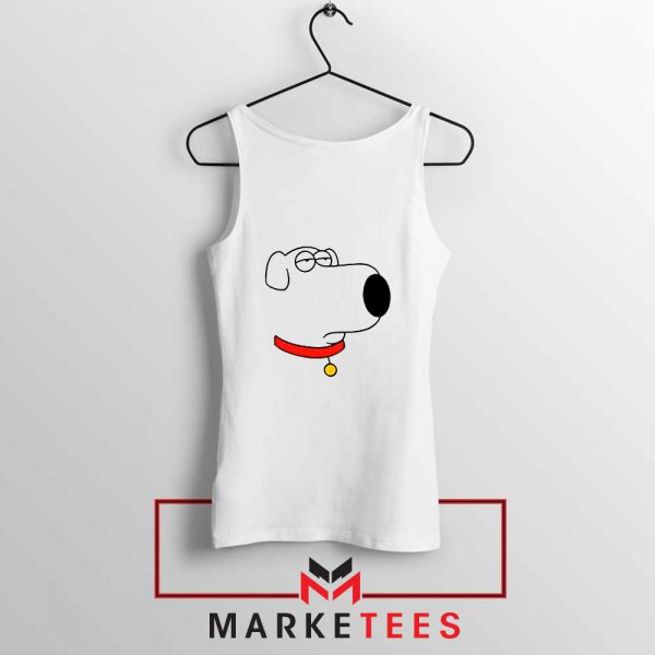 Brian Griffin Face Tank Top