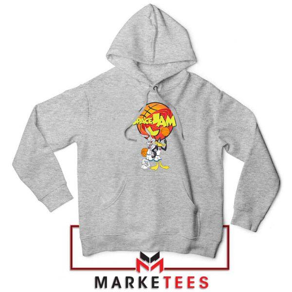 Bugs Bunny Daffy Comedy Film Sport Grey Jacket