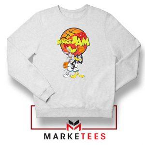 Bugs Bunny Daffy Comedy Film Sweater