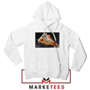 Cat Pizza Funny Graphic Jacket
