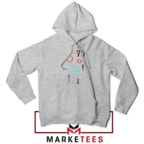 Ed Edd n Eddy Plank Face Grey Jacket