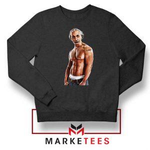 Einstein Equation Mass Tattoo Black Sweater