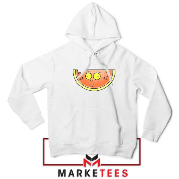 Funny Watermelon Morty Hoodie