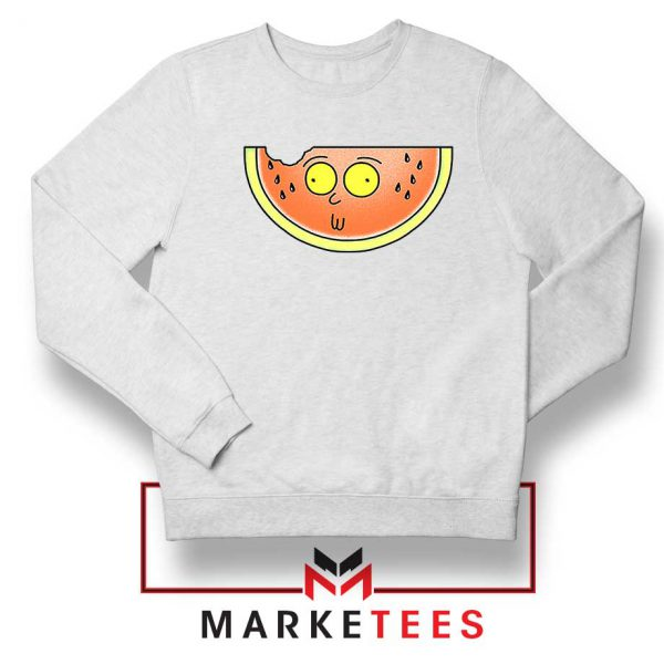 Funny Watermelon Morty Sweater