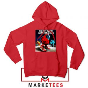 Get Among Us Some Bitches Red Jacket
