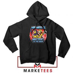 Homer Master Of The Beer Black Jacket