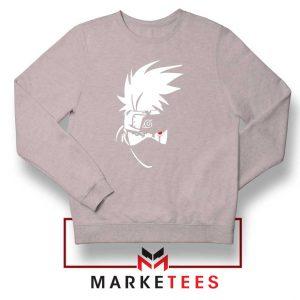 Kakashi Hatake Ninja Grey Sweatshirt