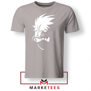 Kakashi Hatake Ninja Grey Tshirt