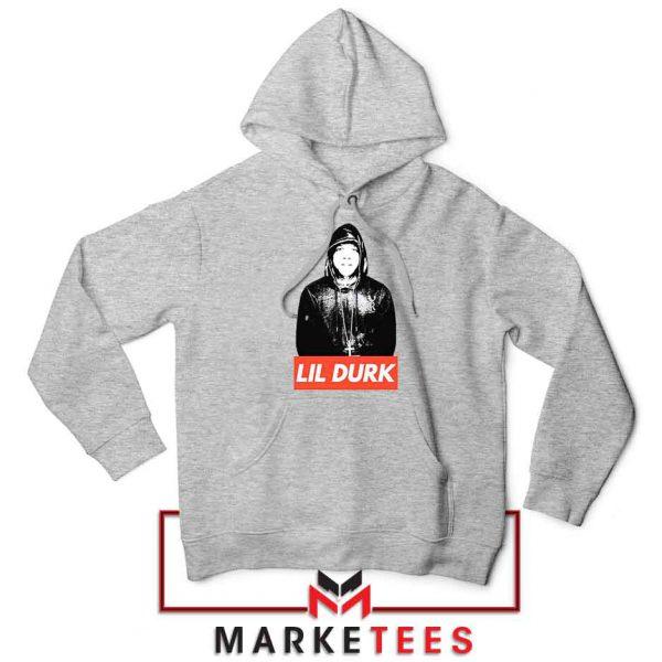 Lil Durk Chicago Rapper Grey Jacket