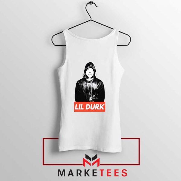 Lil Durk Chicago Rapper Tank Top