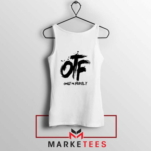 Lil Durk OTF Rap Group Tank Top