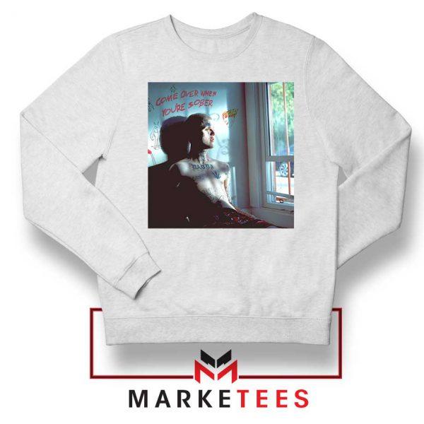Lil Peep Broken Smile Song Sweater