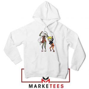 Naruto Rick Morty Design Jacket