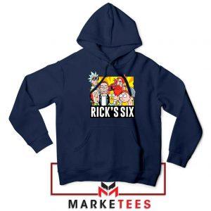 New Design Ricks Six Navy Blue Jacket