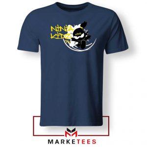 Ninja Kidz TV Family Navy Blue Tshirt