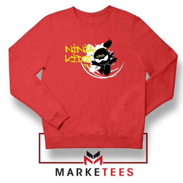 Ninja Kidz TV Family Sweatshirt