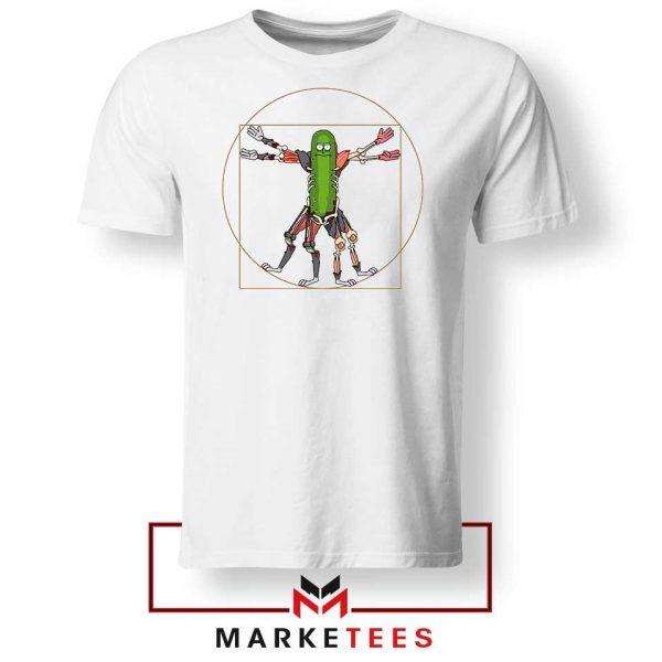 Pickle Rick Design Renaissance Tshirt