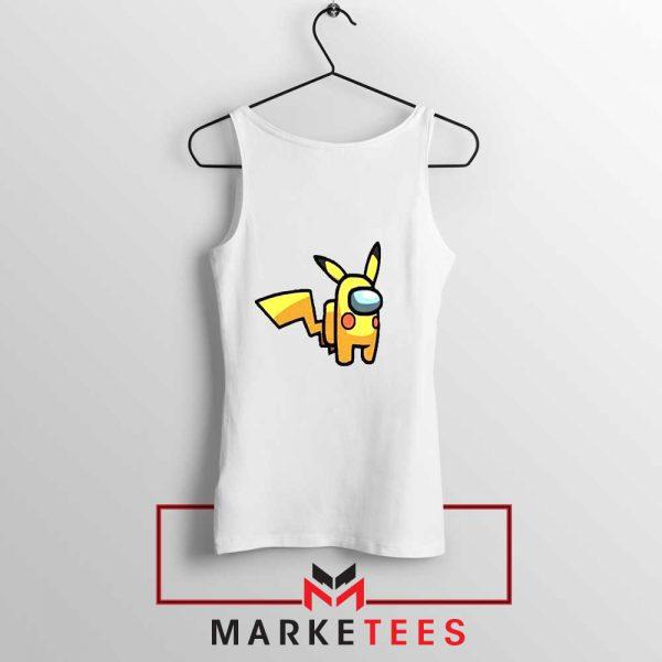Pikachu Among US Pokemon Tank Top
